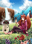 horo-spice and wolf