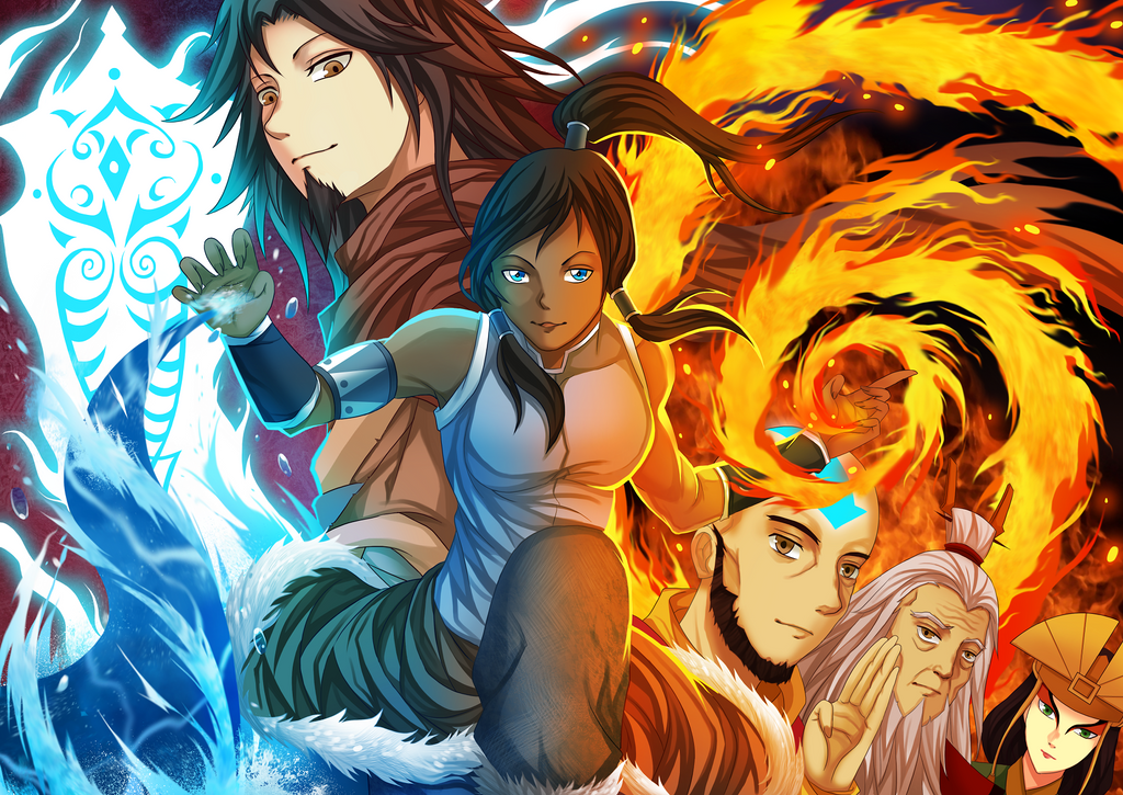 Avatar the legend of korra by gin 1994 on deviantart avatar the legend of korra by gin 1994 voltagebd Image collections