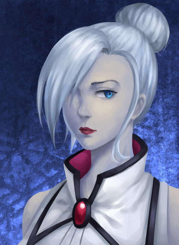 Winter Schnee by gin-1994