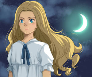 when Marnie was there by gin-1994