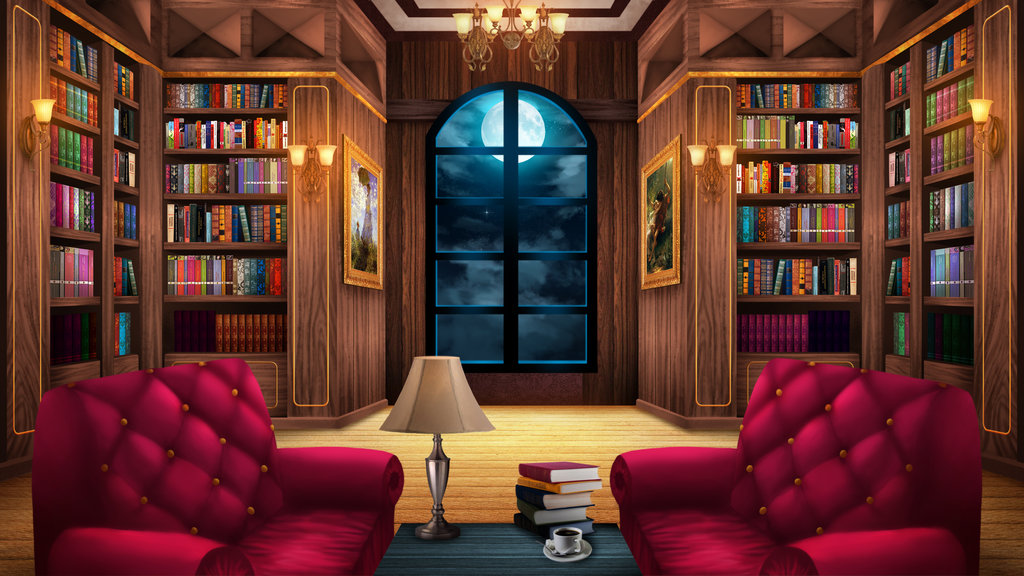 Library by gin-1994