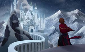 snow queen's castle