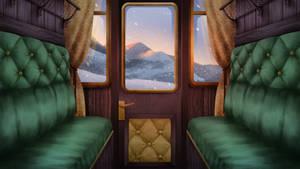 Carriage - Visual Novel BG