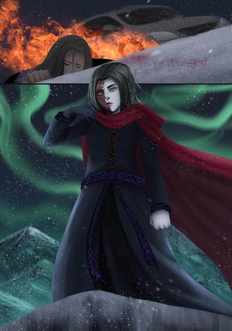 Hel - goddess of death by gin-1994