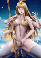 goddess of creation by gin-1994
