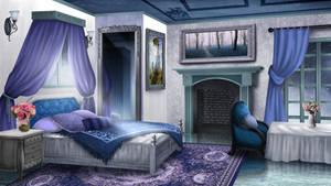 The Guest Bedroom - visual novel BG