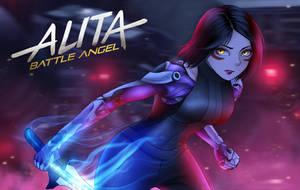 Alita battle angel by gin-1994