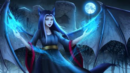 The Vampire Kitsune
