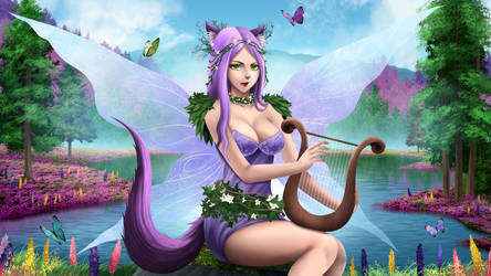 Fairy Kitsune