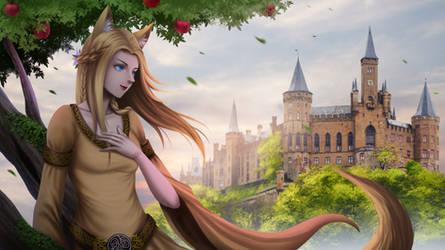 Princess Kitsune