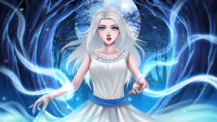 The Banshee princess
