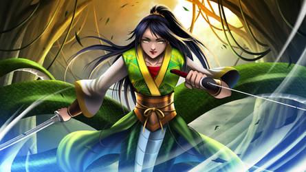 Naga Lady