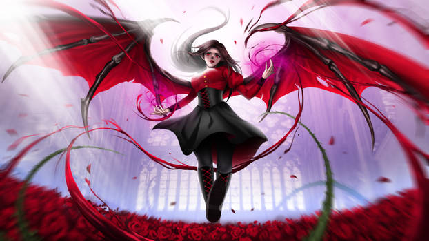 The Vampire lady