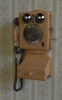 Crosley Wall Clock by Ozzik-3d