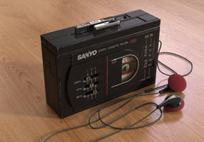Sanyo Wm by Ozzik-3d