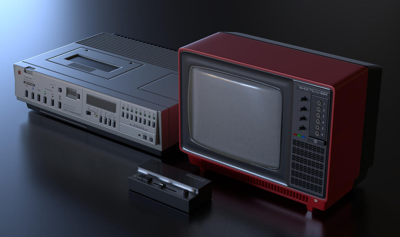 Video Troika  Nostalgy  by Ozzik-3d
