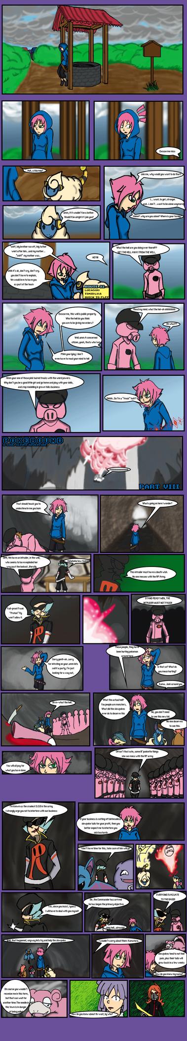 Pokebound 8 by Mastachaos