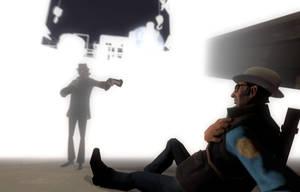 The Phantom (Fog Test)