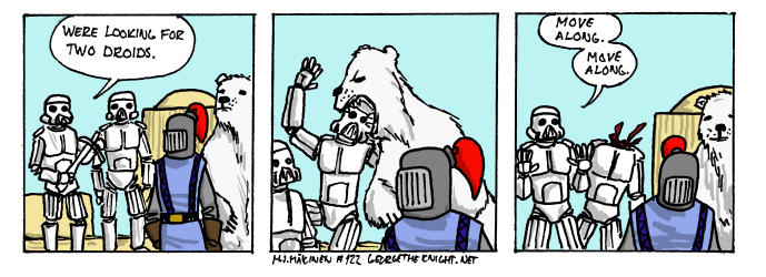 George the Knight #122