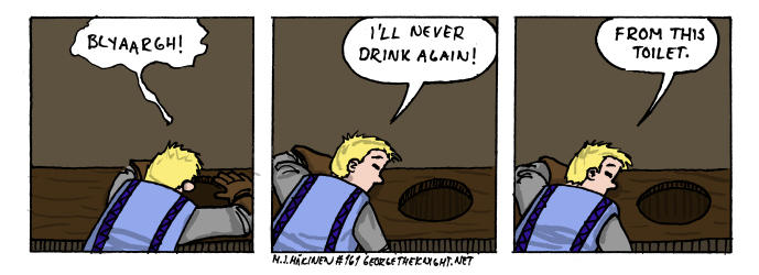 George the Knight #161