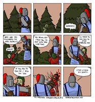 George the Knight: Saturday special