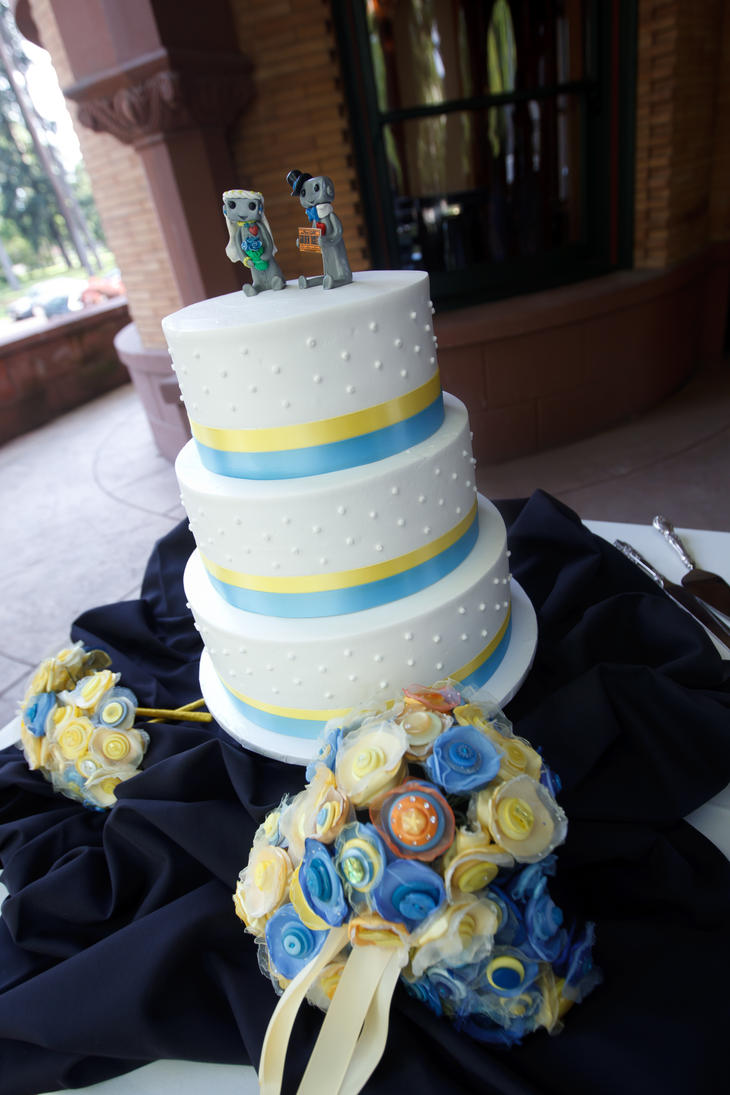 Gold Cake Toppers Sydney