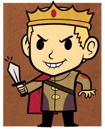 Prince Joffrey by Batata-Tasha