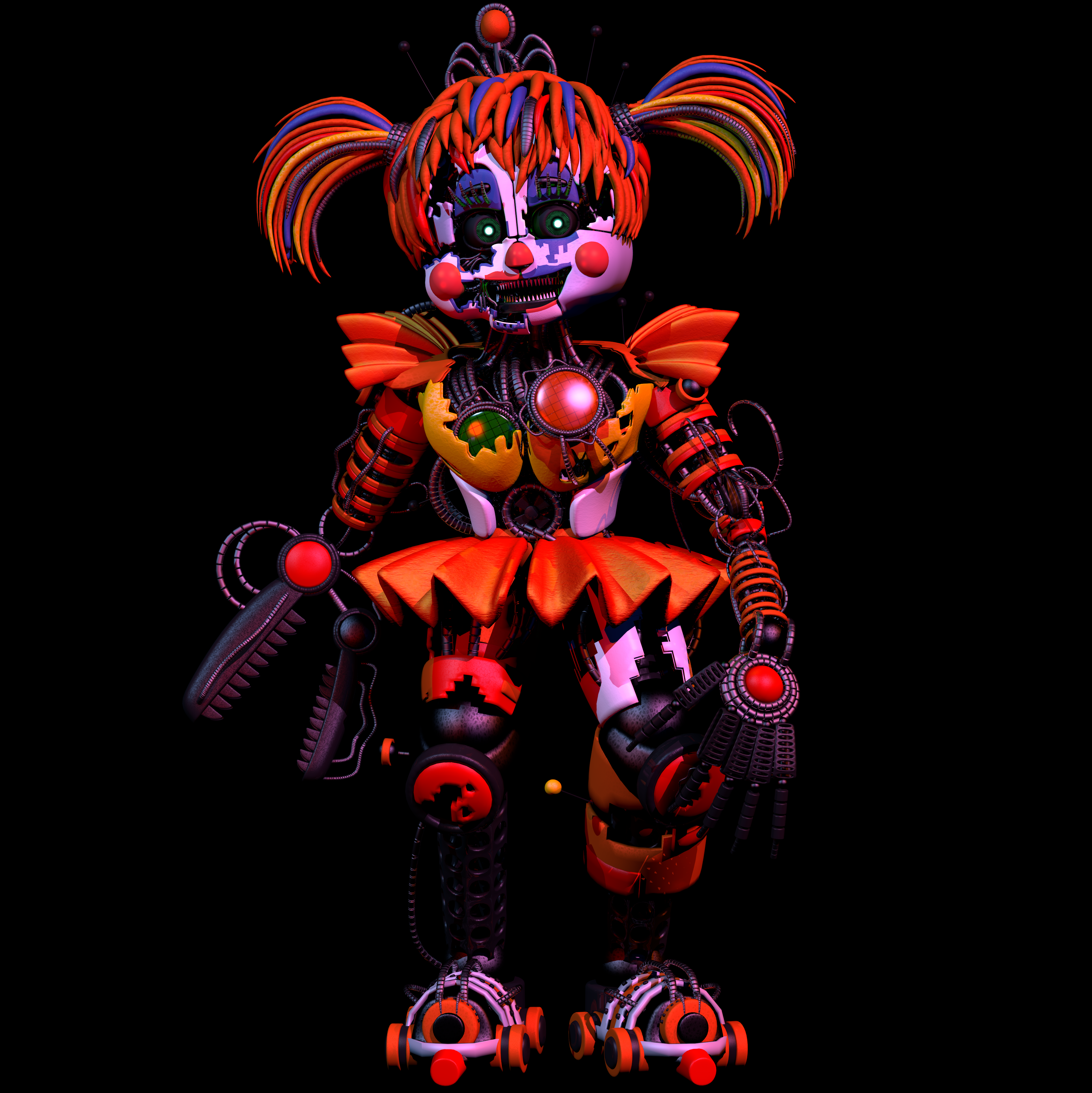 Scrap Baby V1 By Timimouse15 On DeviantArt