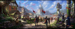 neverwinter stronghold
