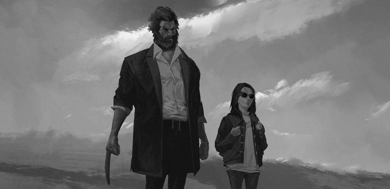 Logan fanart by Gunzfree
