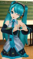 Hatsune Miku (Miku heart's you) [PMotes]