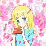 Ayaka-chan Valentine's Day