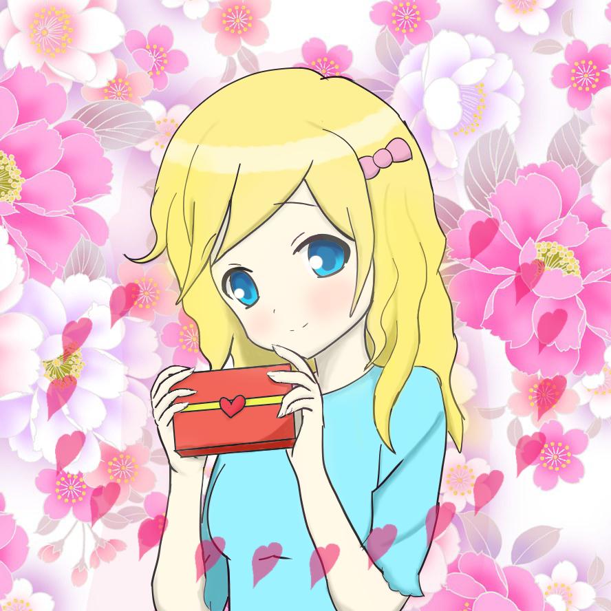 Ayaka-chan Valentine's Day by Jerikuto