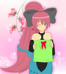 Gift - Happy Birthday to Jenna-chan
