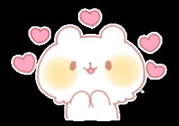 Neko Emoji - (Heart Blush) [PMotes] by Jerikuto
