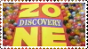 DZ-Discovery Zone stamp by Apple-Rings
