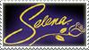 ::+Selena Logo Stamp+:: by Apple-Rings