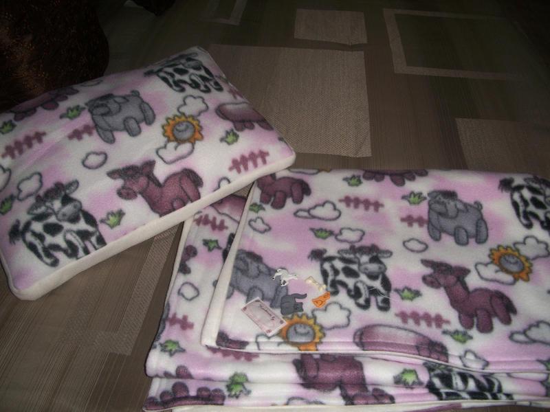Animal Pillow Blanket Inside : ::+Farm Animal Blanket and Pillow Set-For Sale+:: by Apple-Rings on DeviantArt
