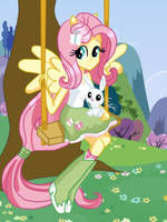 ::+Equestria Girls-Fluttershy+:: by Apple-Rings