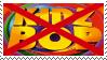Anti Kidz Bop Stamp by Apple-Rings
