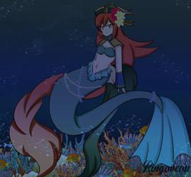 ::+Lady of the Night Sea+::