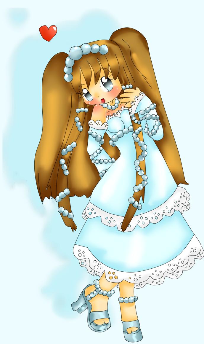 Miss.OC Hopeful Melody by Sakurarmarie