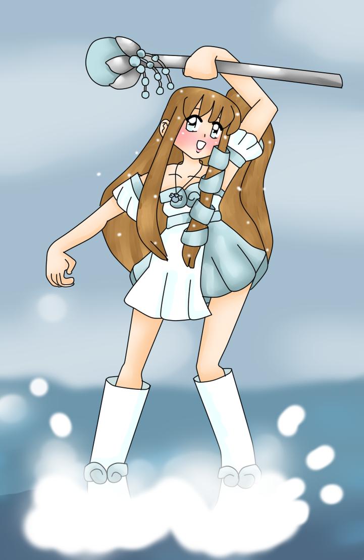 Water Magic- DANTOCM Edit by Sakurarmarie