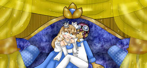 The Princess and Her Servant Redone