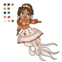 Jellyfish Girl Adoptable OPEN