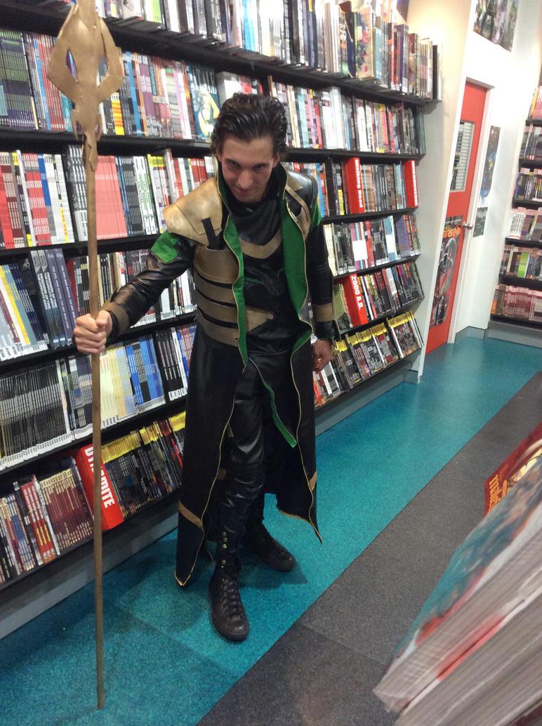 Loki by DuchessRush