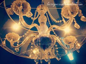 The chandelier by lecrispeco