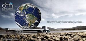 Darbazlar Ad Work by omeruysal