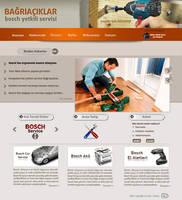 Bosch Service Web interfaces by omeruysal