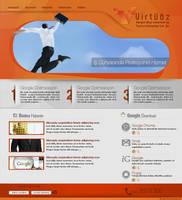Virtuoz Web interfaces by omeruysal